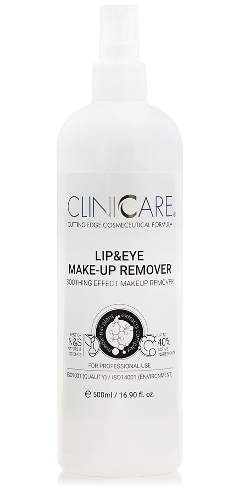 LIP EYE MAKE UP REMOVER