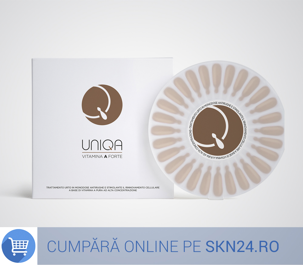 UNIQA VITAMINA A FORTE