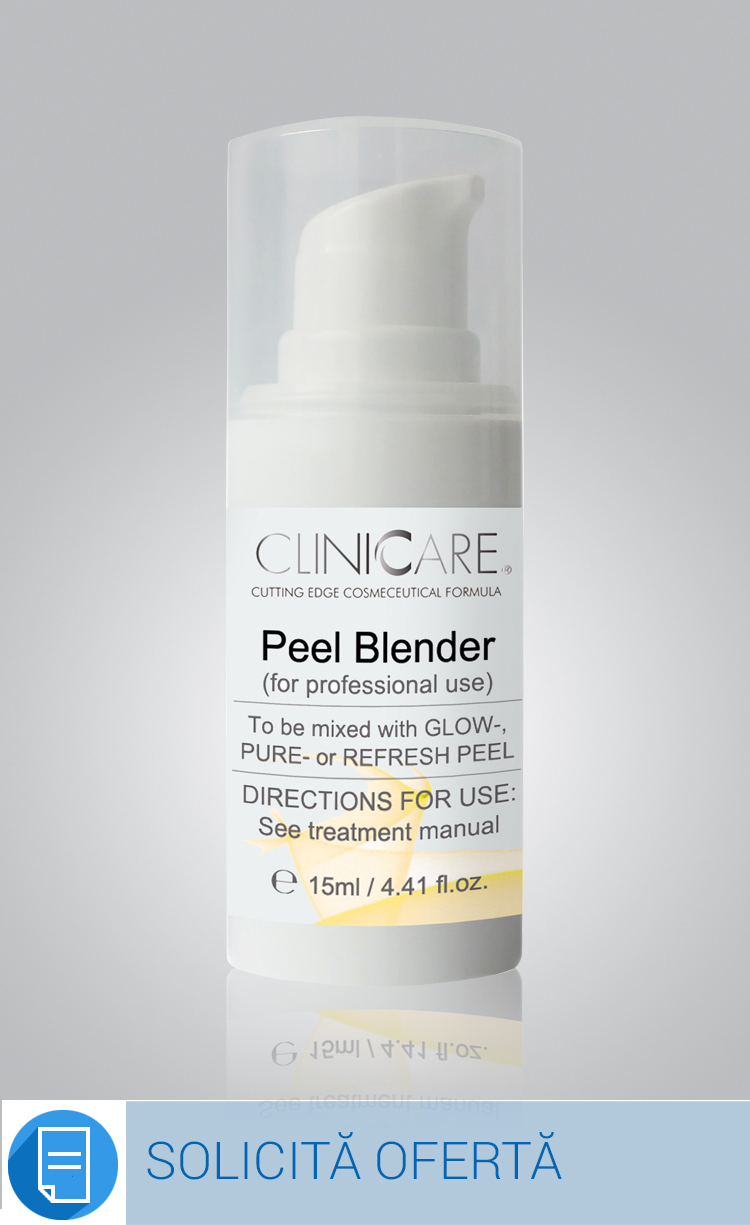 CC™ PEEL BLENDER