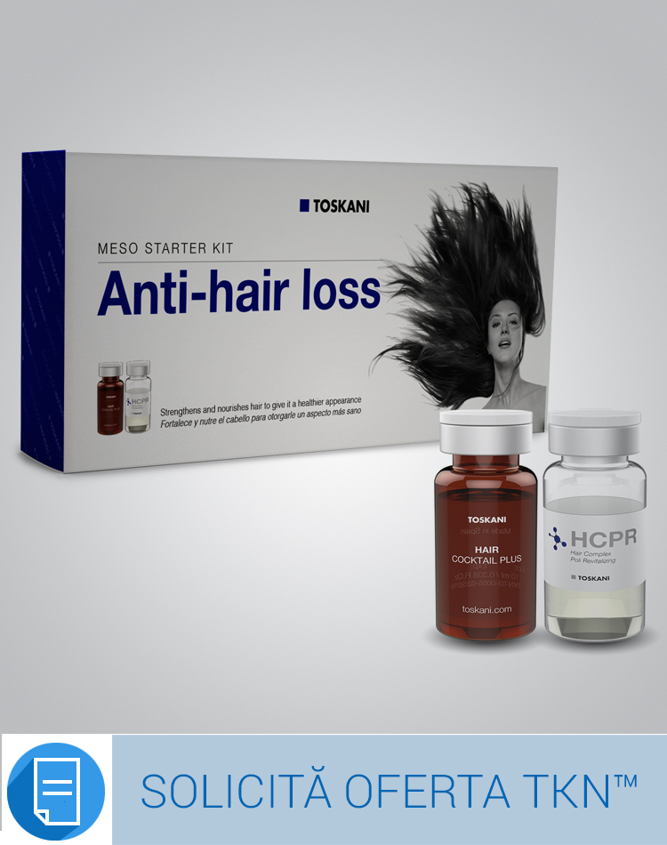 TKN Anti-hairloss Meso Starter Kit